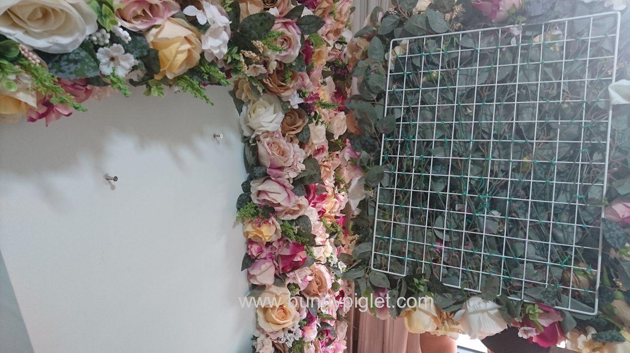 3d Flower Wall Tutorial