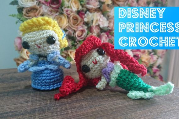 Princess Jasmine amigurumi by ~AnyaZoe on deviantART | Crochet ... | 381x570